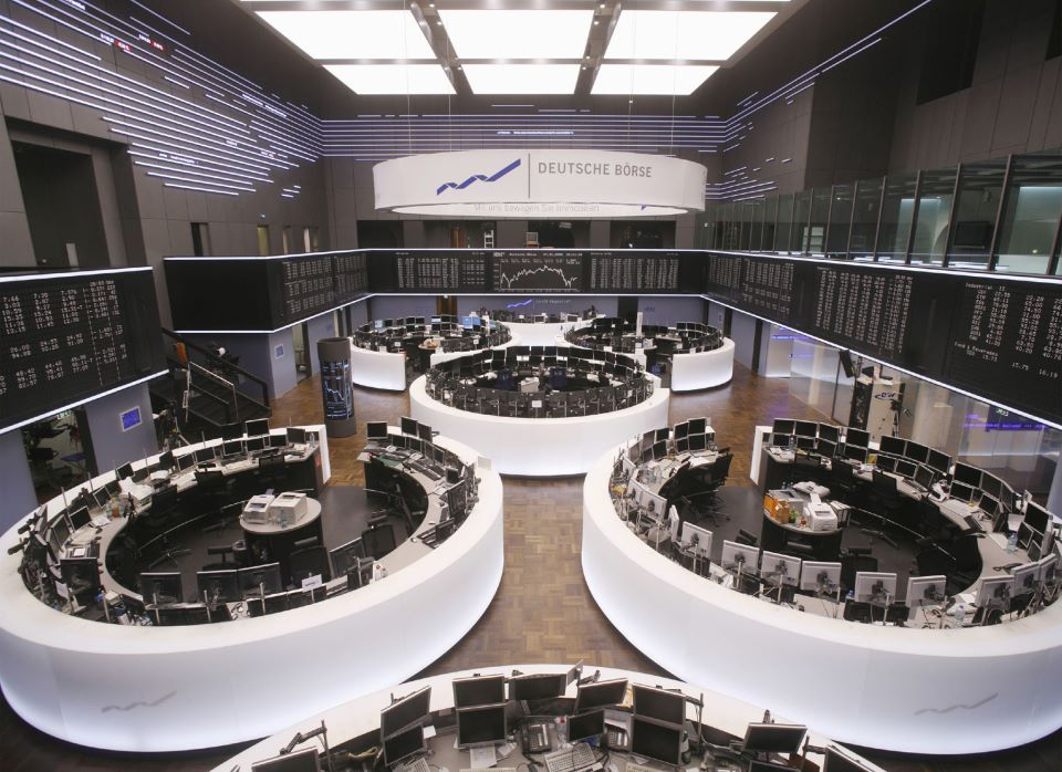 Frankfurt stock exchange offices work spaces frankfurt for Design museum frankfurt