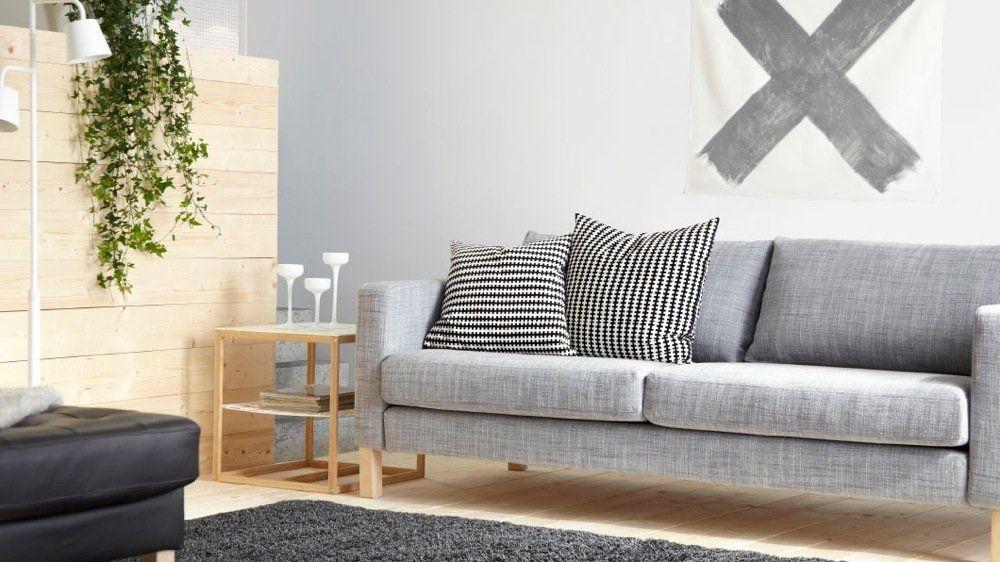 10 Canapes Reperes Chez Ikea Deco Gris Deco Canape Gris Clair
