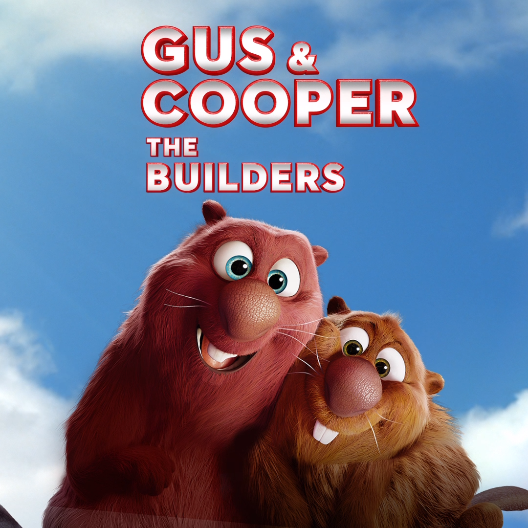Meet Gus & Cooper (Kenan Thompson and Ken Jeong), #WonderPark's beaver brother duo that can fix ANYTHING (even a bad mood!) 😃 Don't miss Wonder Park in theatres March 15!