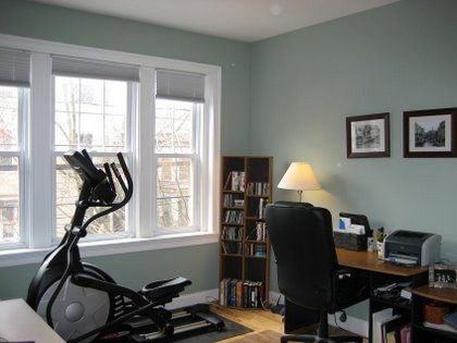 Exercise Room Office Dream Home In 2019 Guest Room