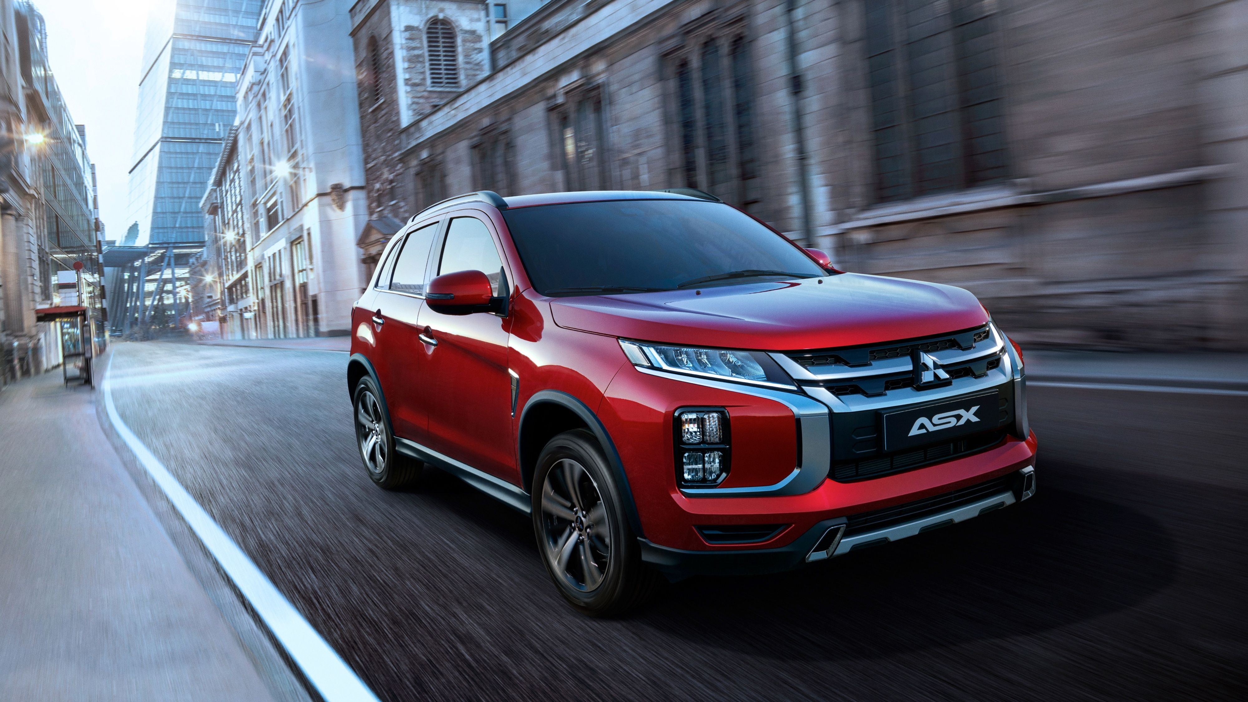 The Redesigned 2020 Mitsubishi Outlander Sport Is Here To Cosplay As The Eclipse Cross Top Speed Mitsubishi Outlander Outlander Sport Mitsubishi Outlander Sport