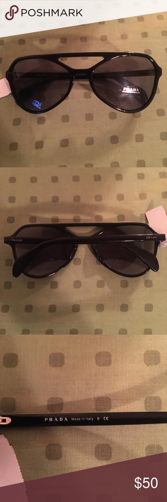 0ca16606dfdd Men s Prada Aviators Nice Aviators. Brand new. Authentic. No case. Great  deal. Prada Accessories Sunglasses