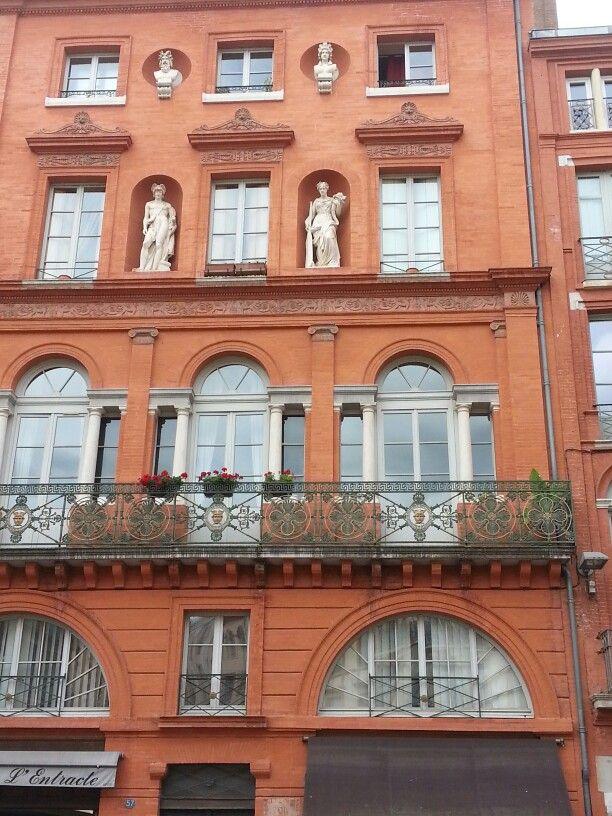Haute Garonne Lieux D Intérêt : haute, garonne, lieux, intérêt, Centre, Ville, Rose,, Haute, Garonne,, Toulouse