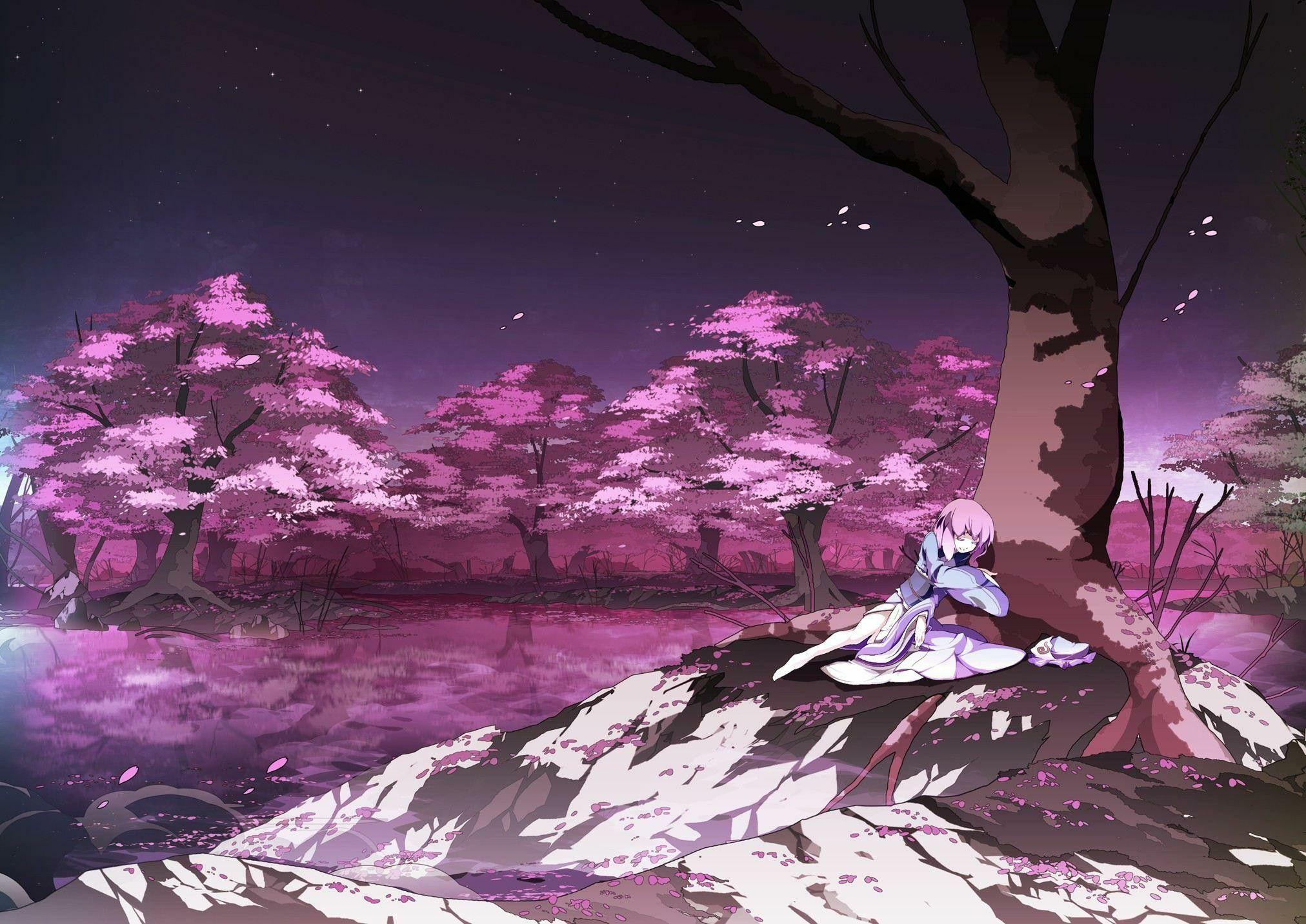 Touhou Project おしゃれまとめの人気アイデア Pinterest Yama Nako 西行 幻想郷 插画