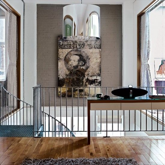 moderne metall treppenhaus treppen pinterest treppenhaus diele und metall. Black Bedroom Furniture Sets. Home Design Ideas