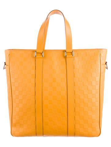 Louis Vuitton Damier Infini Tadao Man Bag Luxury Consignment Bags