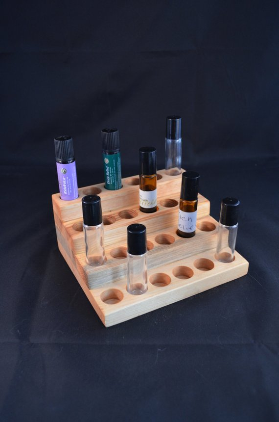 10ml Roller Bottle Essential Oil Display Etsy Essential Oil Roller Bottle Roller Bottle Essential Oils