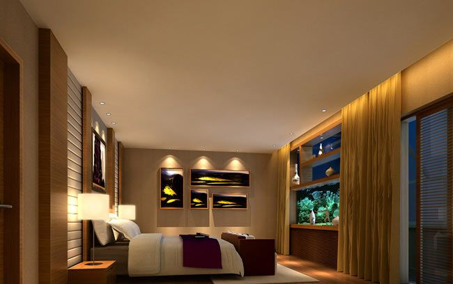 A Soft Light From Led Lights Ideal For Bedroom Home Decor Design Home