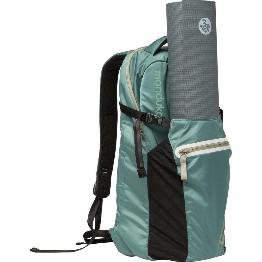 Manduka GO Free Yoga Backpack Sage