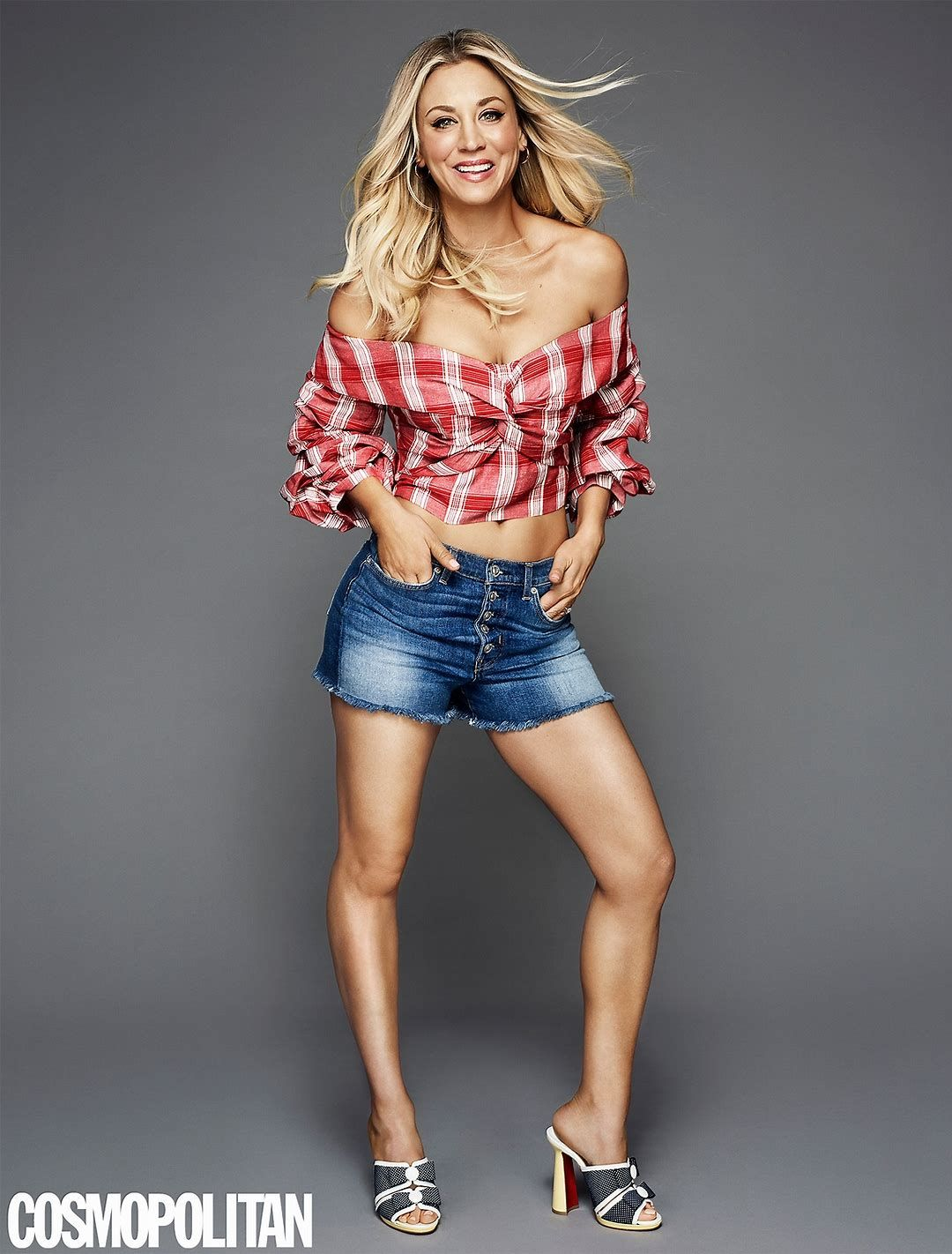 Kaley cuoco fappening