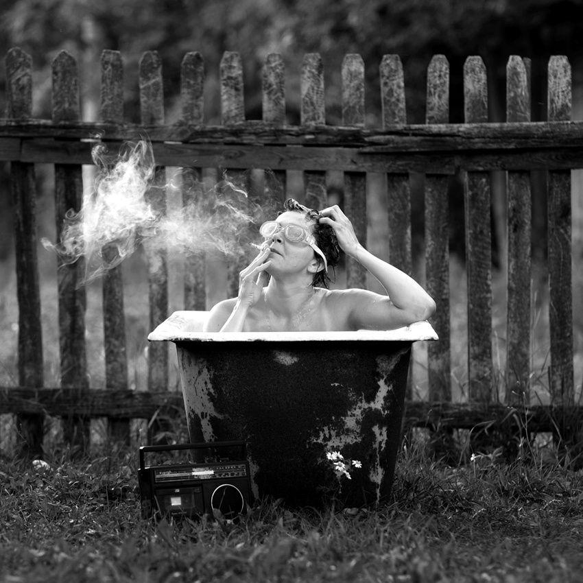 1X - smoke on the water by Sebastian Luczywo