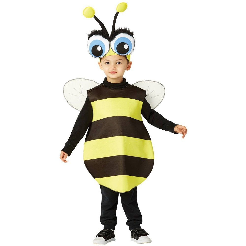 Toddler Big Eyed Bee Halloween Costume 3T-4T nel 2020 ...