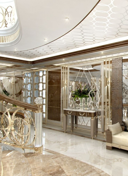 Home Decoration Allows You To Create Luxury Yet Modern Interior Design  Projects. Discover More Luxurious