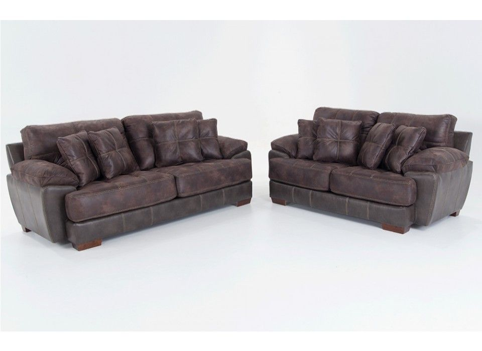 Sit Back And Sink In To My Nevada Sofa Loveseat Loaded With Bob
