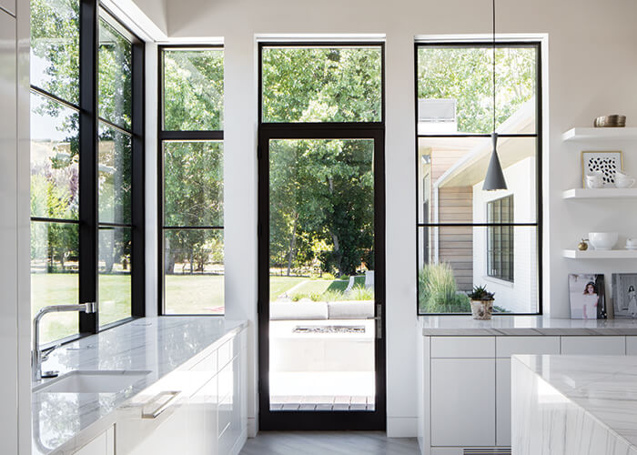 VistaLuxe WD LINE windows and doors