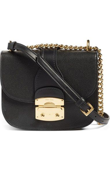 MIU MIU Madras Leather Crossbody Bag.  miumiu  bags  shoulder bags  leather   crossbody   bc5ddde243