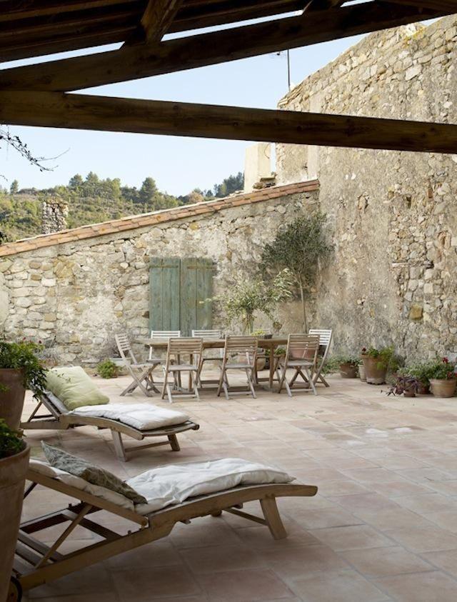 20 ideas para nuestra terrazas patios y azoteas for Suelos para azoteas