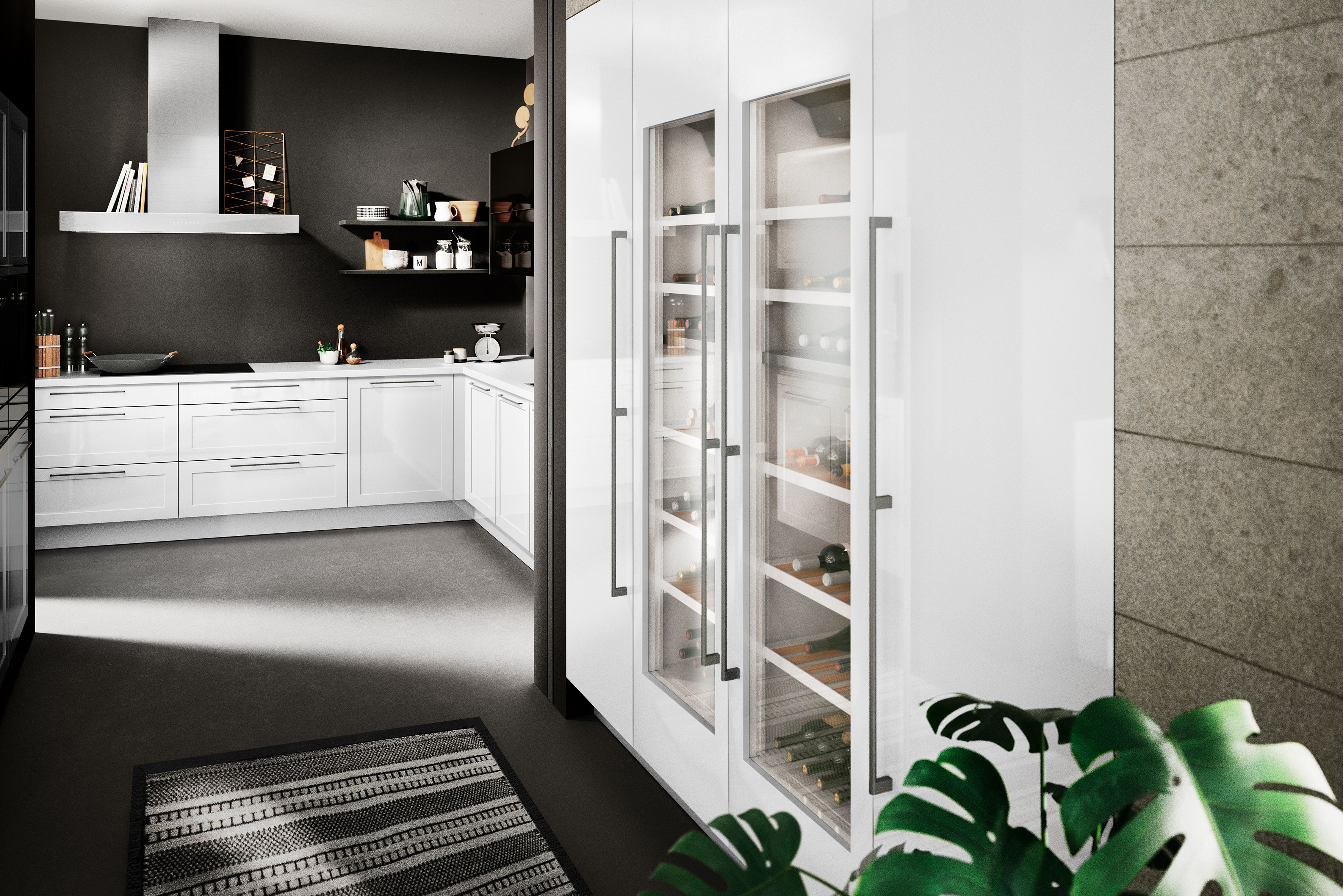 Lieblich AV 5040 Weiß #häckerküchen #häcker #küchen #asien #asia #white #