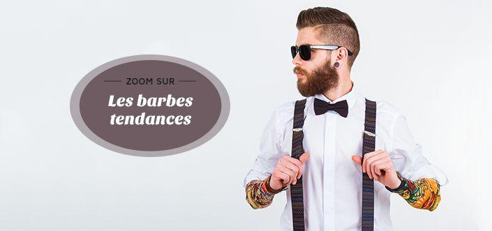 La barbe fait son grand retour, ellel vient souligner la virilité du mâle tout en discrétion. Véritable accessoire de mode, il en existe de toutes les tail