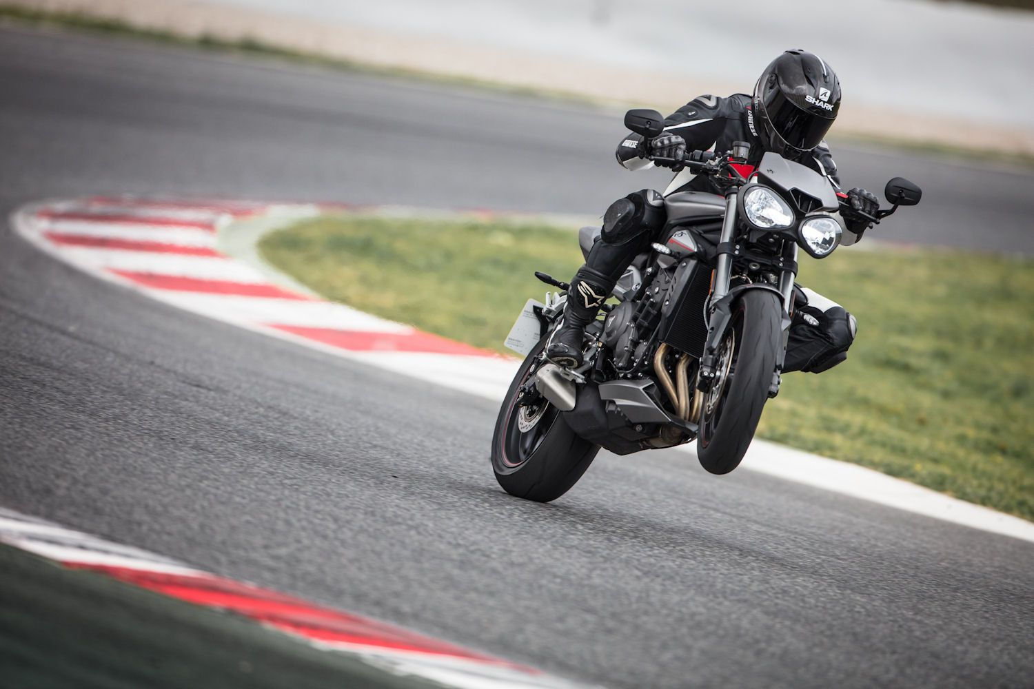 New Triumph Naked Street Triple RS for sale in Cardiff