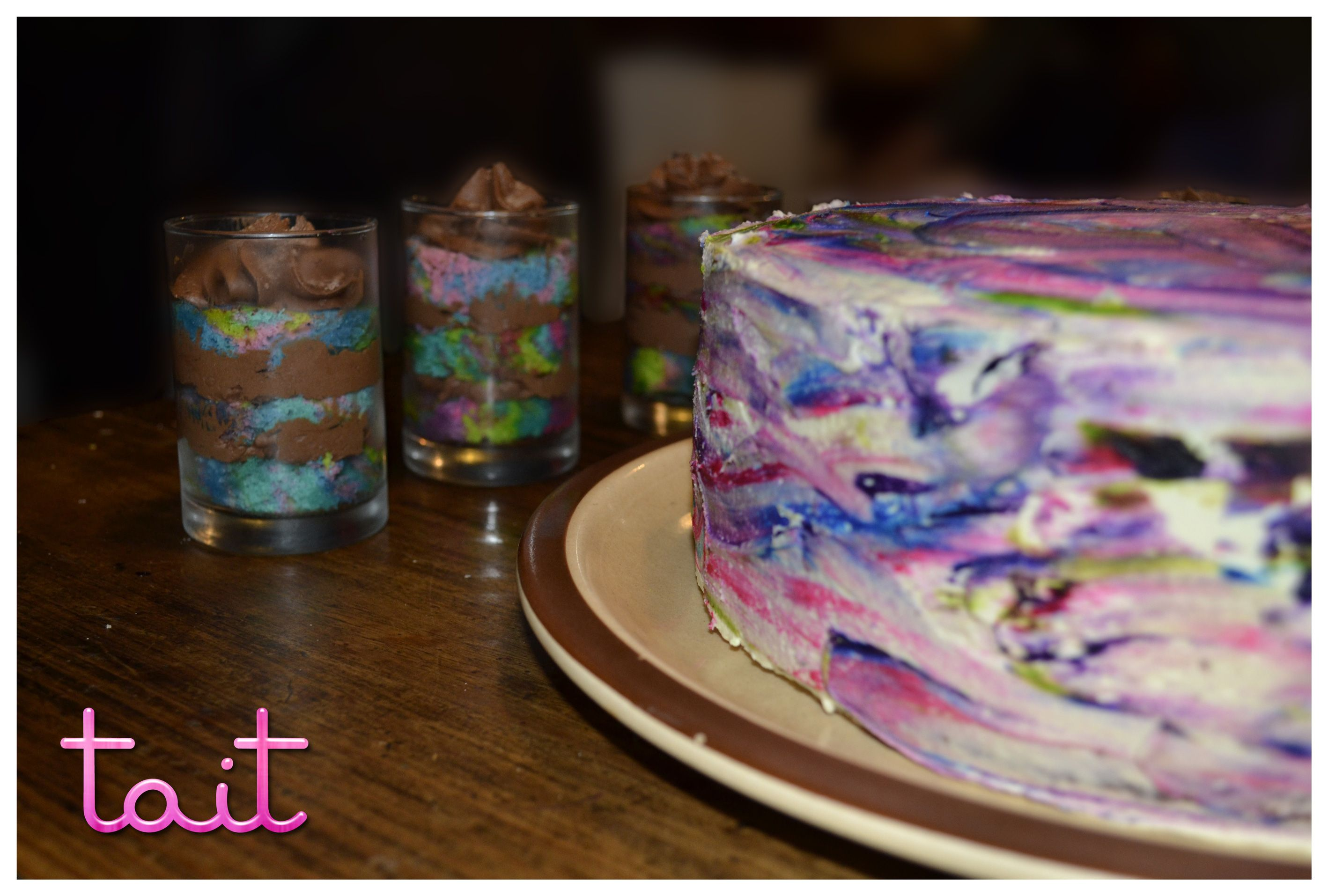 #cakes #tortas #colores
