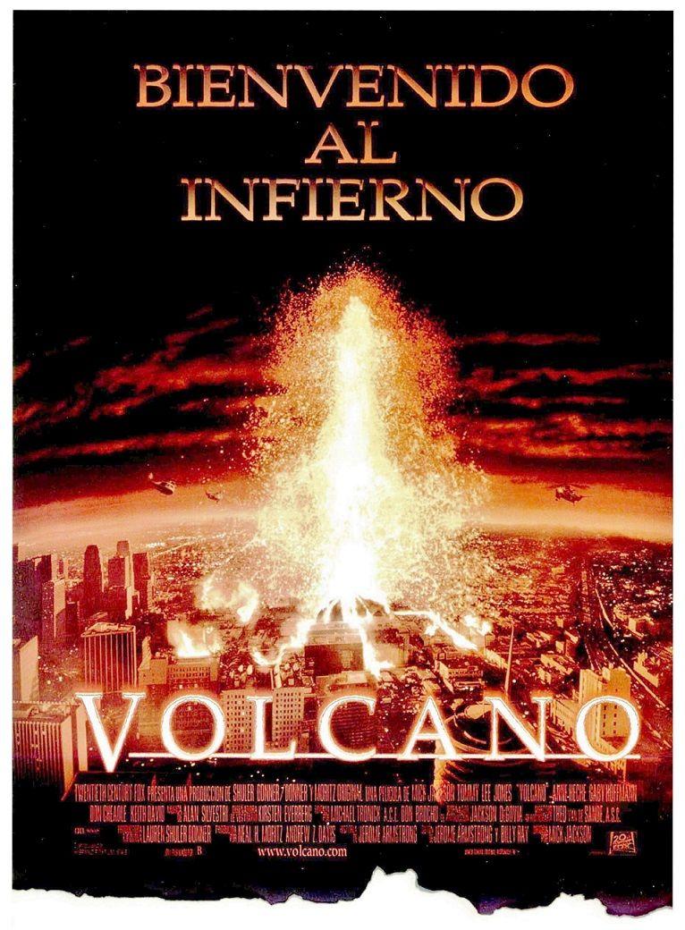 Volcano 1997 De Mick Jackson Tt0120461 Peliculas De Accion Peliculas Ver Películas