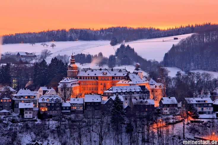 Schloss Berleburg, Deutschland