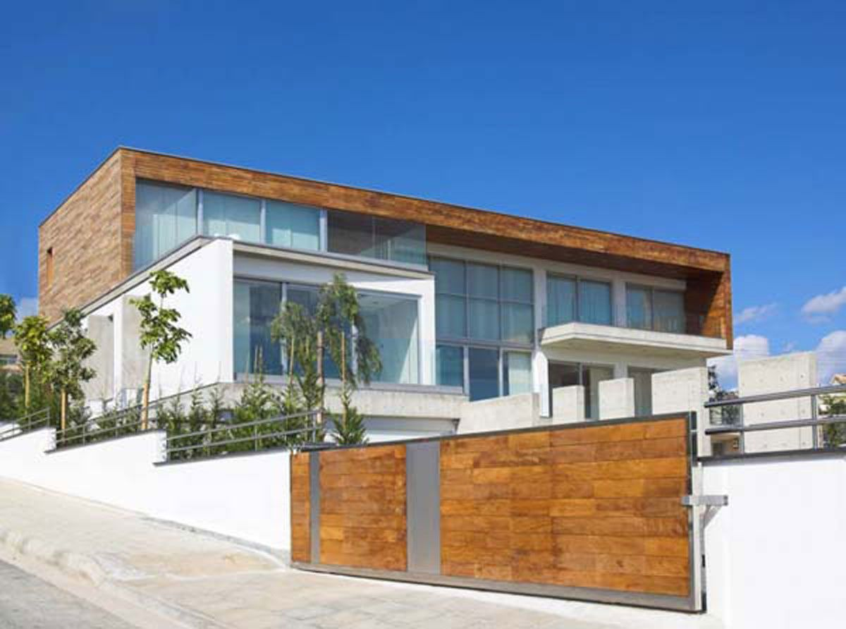 Exceptional Nice Modern Wood House Exterior 2013   Stylendesigns.com! Amazing Pictures