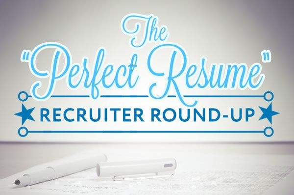 Build your perfect resume template with top resume tips from - build a perfect resume