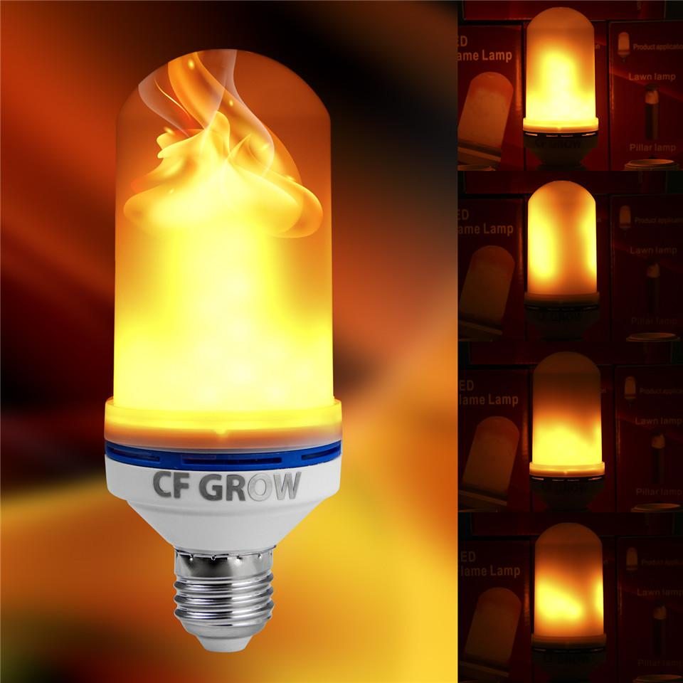 Fire Light Bulb  With Images