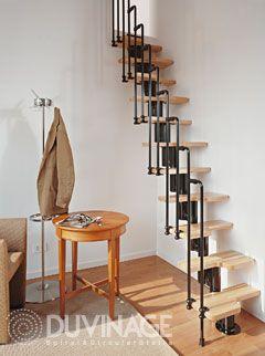 Best The Karina Modular Diy Kit Small Staircase House 640 x 480