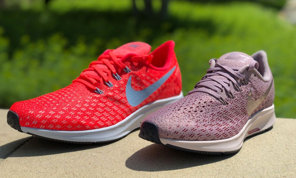 The hits keep coming from The Nike Pegasus 35 is another super