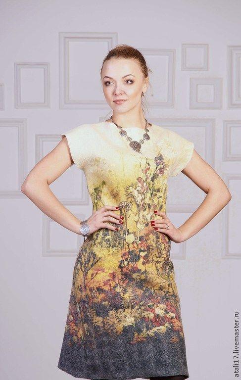 Платье авторская одежда