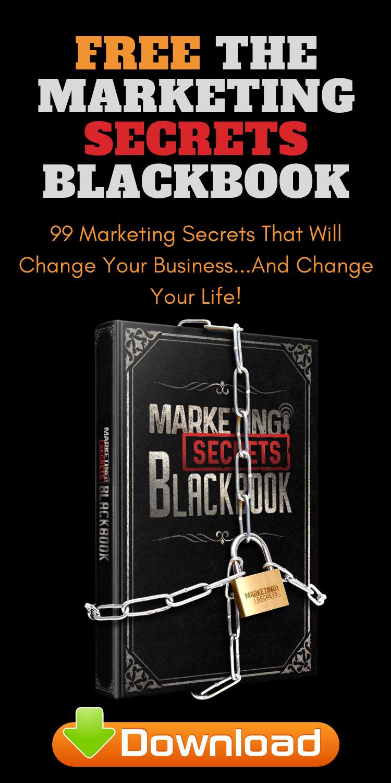 Pin On Free The Marketing Secrets Blackbook Download