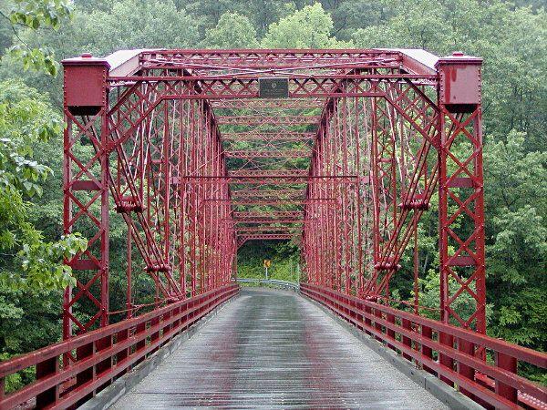 Bardwell S Ferry Bridge Massachusetts Bridge National Register Of Historic Places Truss Bridge