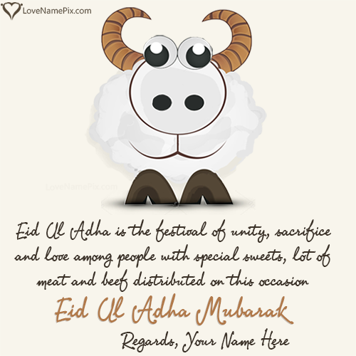 Create beautiful eid ul adha quotes english with name online and create beautiful eid ul adha quotes english with name online and send your best wishes on eid ul adha 2016 to your friends family and loved ones m4hsunfo