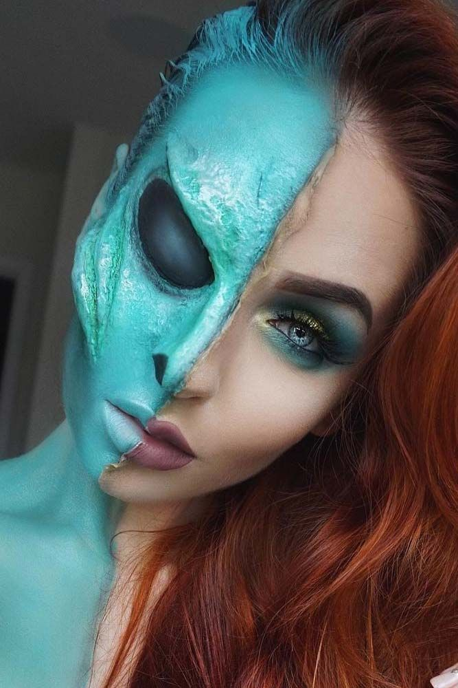 43 Fantasy Makeup Ideas To Learn What It's Like To Be In The Spotlight #makeupideas