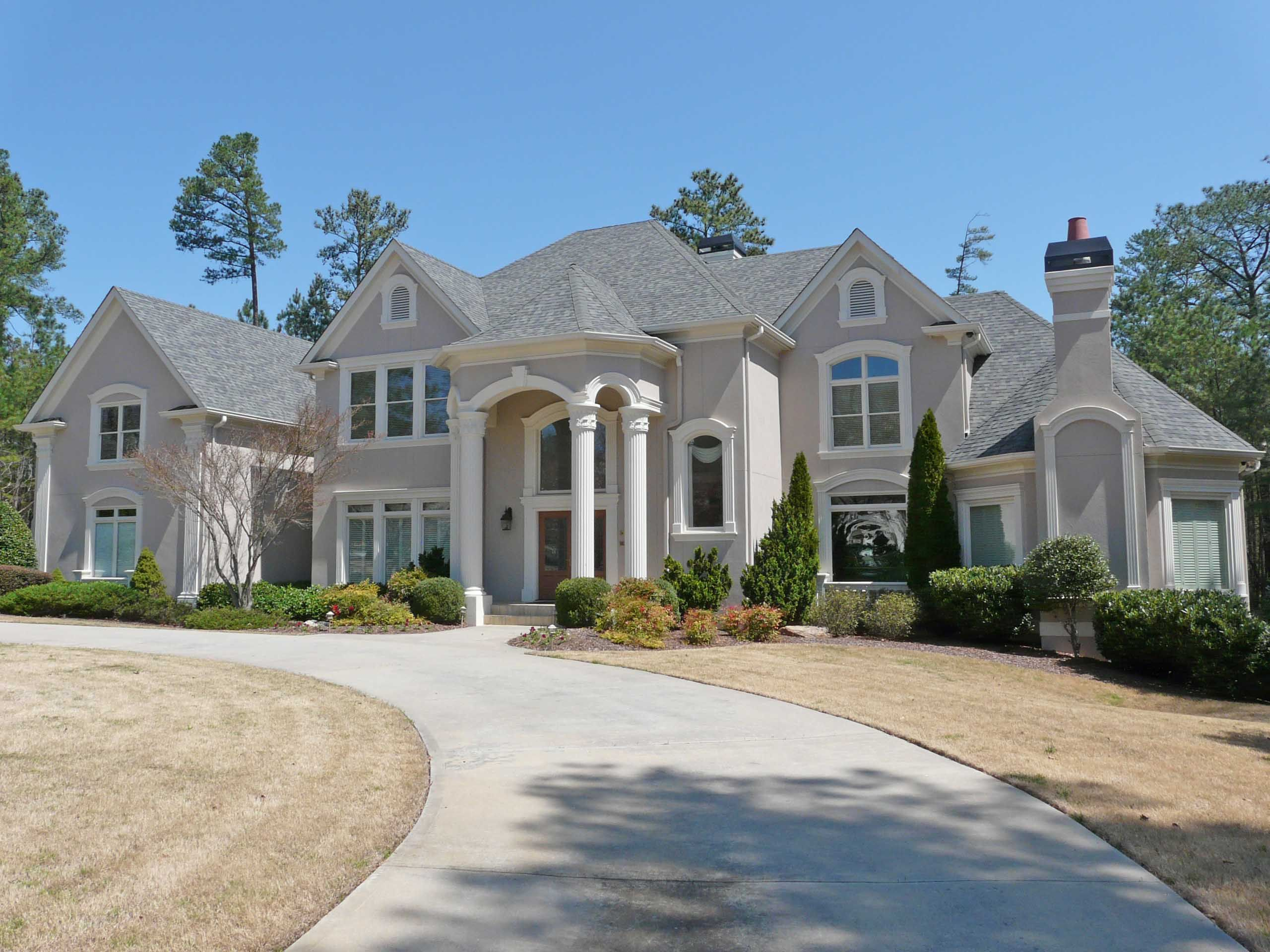 Million Dollar Homes In Ga