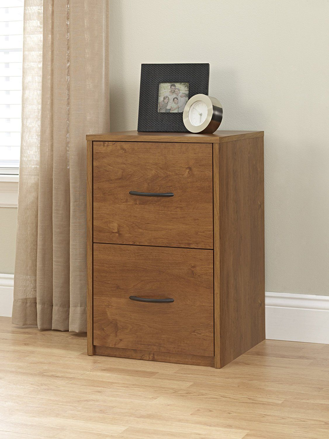 Admirable Amazon Com Ameriwood Home Core 2 Drawer File Cabinet Bank Interior Design Ideas Pimpapslepicentreinfo