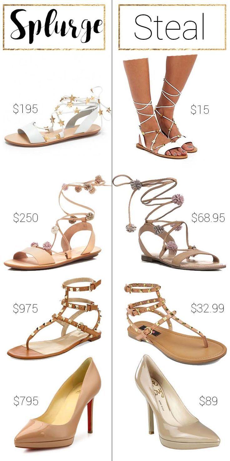 designer dupes for shoes