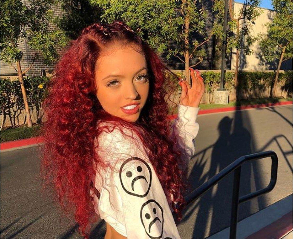 Woahhvicky Real Name Age Black Jail Empire Bbk Hair Long Hair Styles Danielle Bregoli