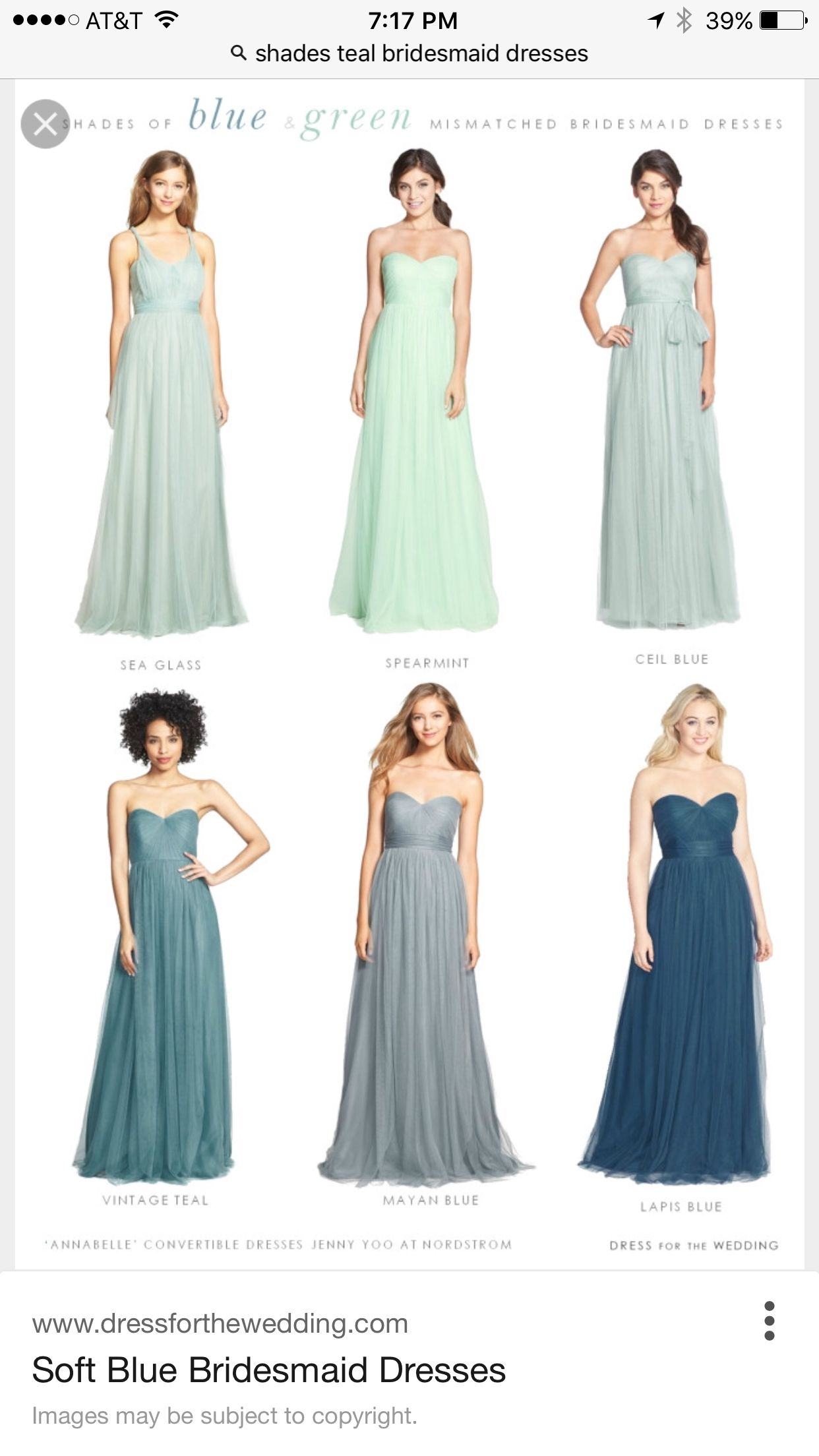 Pin By Chrissy Go On Wedding Clothes Blue Bridesmaid Dresses Green Bridesmaid Dresses Light Green Bridesmaid Dresses