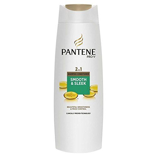 Pantene Prov 2in1 Smooth Sleek Shampoo Conditioner 400ml Pack Of 6 Read More Reviews Of The Product By Visiting The Link On Body Shampoo Shampoo Pantene