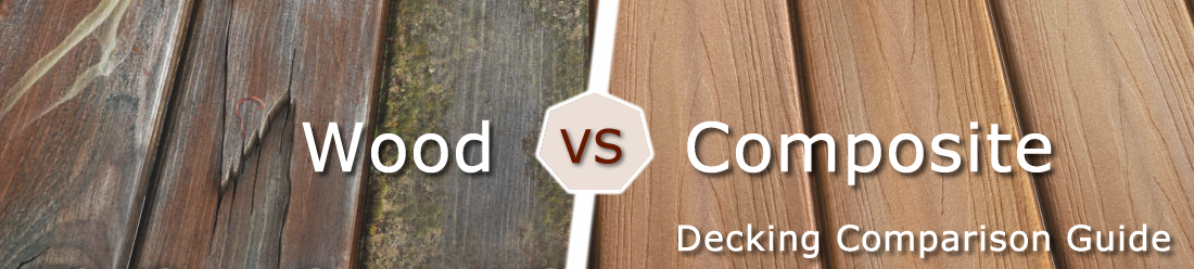 Pin on Wood vs Composite Decking