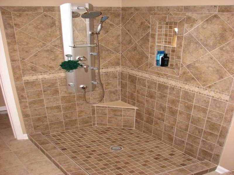Mosaic Bathroom Tiling Ideas There Are Different Types Of Motifs And Colors Of Bathroom Tiles