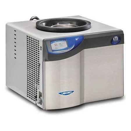 Labconco 700801040 Freeze Dryer,230V,8L Capacity,3/4 Hp