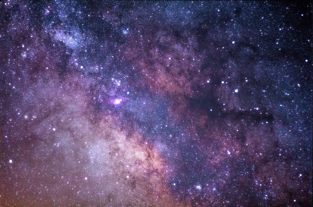 Free Image On Pixabay Nature Sky Night Stars Bintang Jatuh Langit Langit Malam