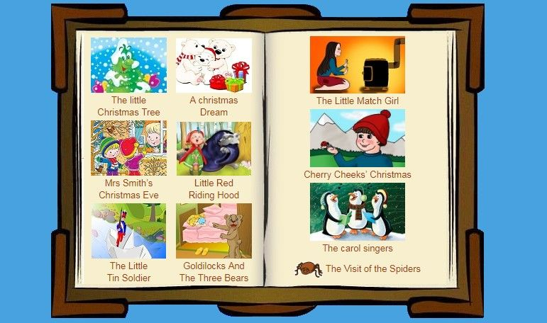10 free famous christmas short stories for kids