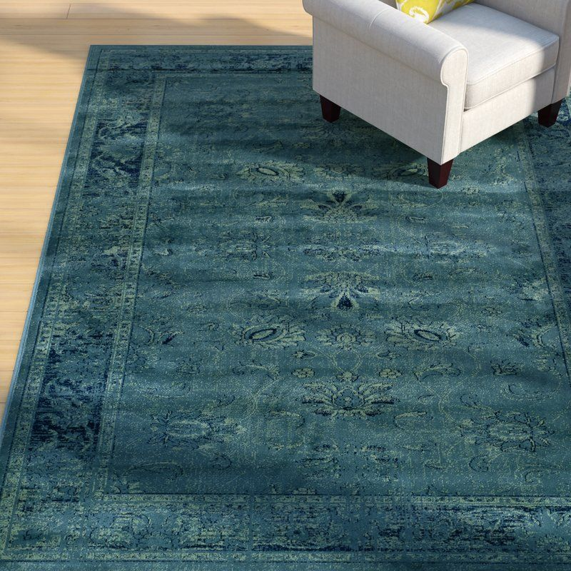 All The Colours Of The Dark Federale Courtney Rug Reviews Joss Main Area Rugs Trent Austin Design Blue Area
