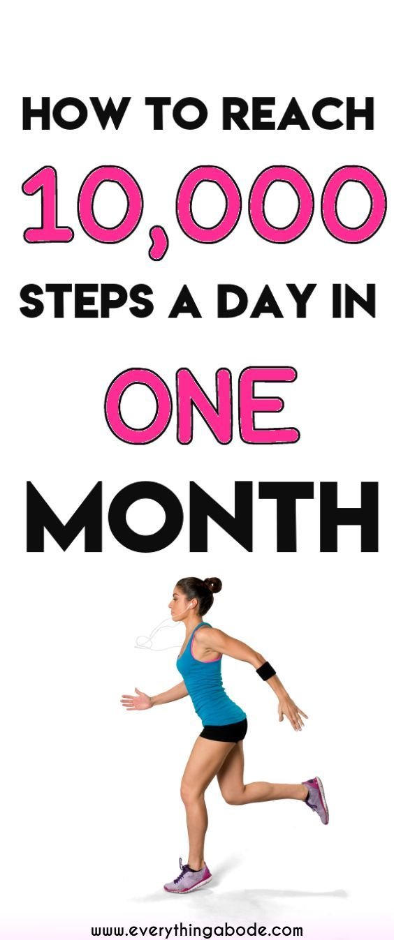 YES! You can really walk yourself fit by walking! 10,000 steps a day can be done and easily! Follow...